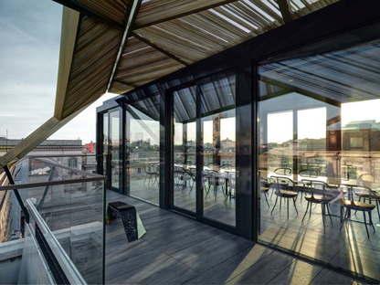 Park Associati Priceless Milano temporary restaurant