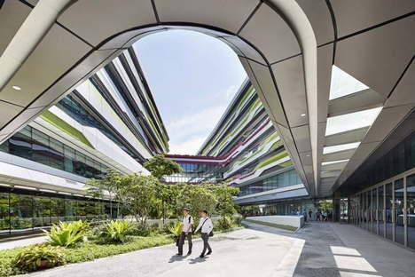 UNStudio e DP Architects Singapore University of Technology & Design