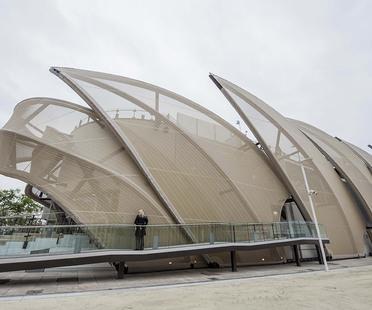 Francisco López Guerra Almada Mexican Pavilion Expo Milano 2015