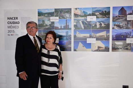 Hacer Ciudad  México 2015 opens at SpazioFMG