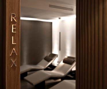 Maletti Group Interior design Cappuccini Wellness & Spa Park Hotel Ai Cappuccini Gubbio