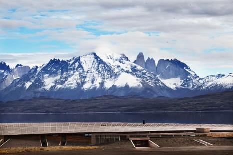 Cazú Zegers  Tierra Patagonia Hotel or Hotel del Viento Chile