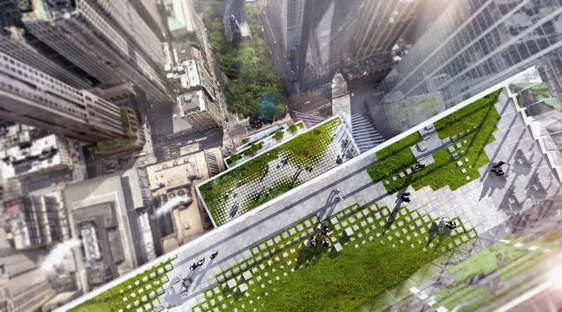 BIG unveils plans for the World Trade Center
