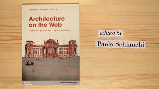 Architecture on the web: New ways of talking about architecture book trailer