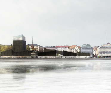 Nicolas Moreau + Hiroko Kusunoki Helsinki Guggenheim Museum