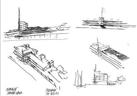 Foster & Partners Yacht Club Monaco