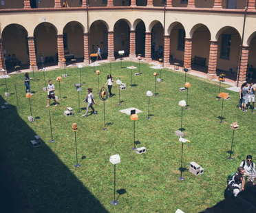 Migrant Garden Untouchable Landscapes project exhibition Politecnico Milano