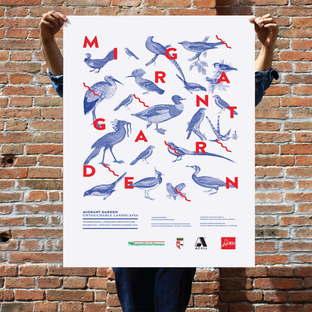 Migrant Garden Untouchable Landscapes project exhibition Politecnico Milano