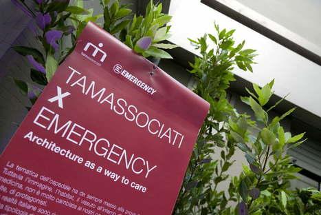 Fab Architectural Bureau Milano Video Tamassociati x Emergency event
