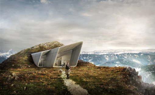 Messner Mountain MuseumZaha Hadid Architects