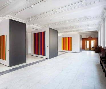 Guido Molinari Foundation by Naturehumaine: minimalist art in Canada