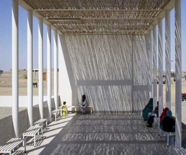 Tamassociati Paediatric Centre in Port Sudan Emergency wins an honourable mention