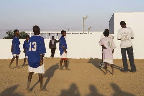 Tamassociati Paediatric Centre in Port Sudan Emergency wins an honourable mention