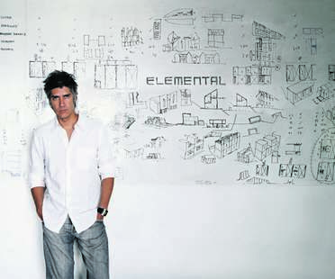 Alejandro Aravena appointed as Rem Koolhaas's successor at the International Architecture Exhibition in Venice