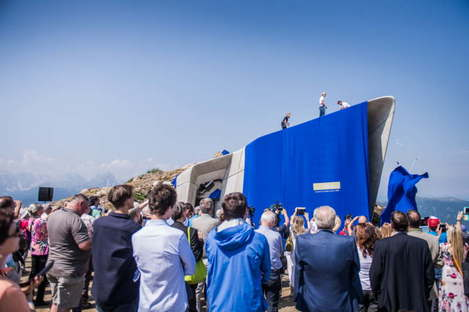 Opening of MMM Corones by Zaha Hadid Architects