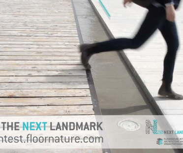 Judges of Floornature's Next Landmark 2015 architecture and photography contest