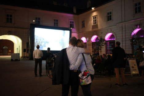 Architektur.Film.Sommer Film Festival in Vienna