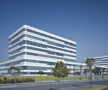 Gmp Data Centre of China Life Insurance Shanghai