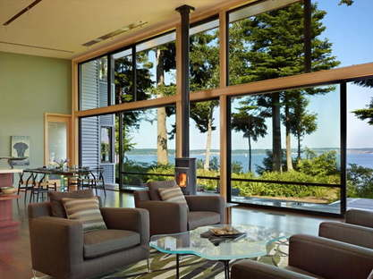 Port Ludlow Residence by Finne Architects