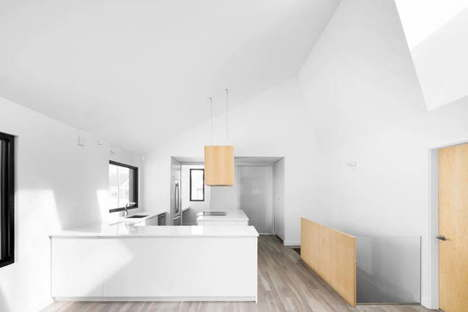 Study the shapes: Sorel Residence by Naturehumaine