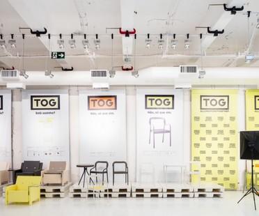 Triptyque Architecture + Philippe Starck, TOG Concept Store, São Paulo, Brasil