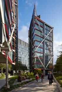 Rogers Stirk Harbour + Partners John Robertson Architects NeoBankside London
