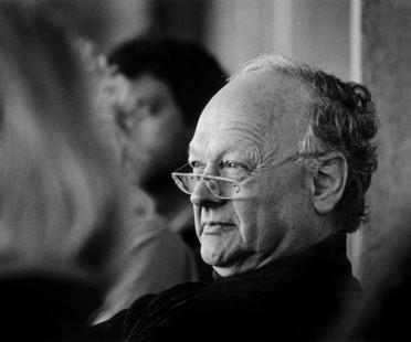 Architect Glenn Murcutt, 2002 Pritzker Prize winner, is at Cersaie 2015