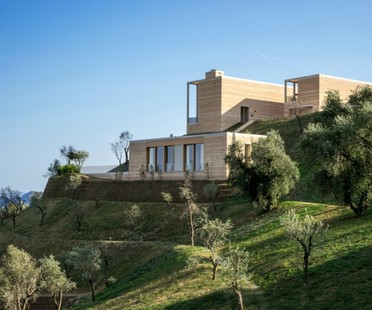 David Chipperfield Architects Architecture and Landscape Villa Eden, Gardone