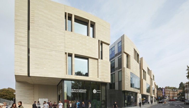 Exceptionnel Architecture For Education: University Campuses   The Best Of The Week