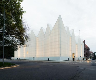 Finalists of the Mies van der Rohe Award 2015 on show at Bozar, Brussels