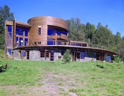Cazù Zegers Casa del Fuego, Chile