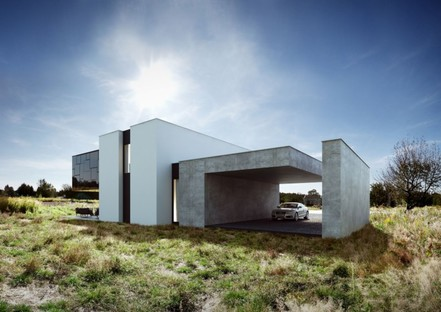 Architecture and Geometry: Stoki House by ReForm Architects
