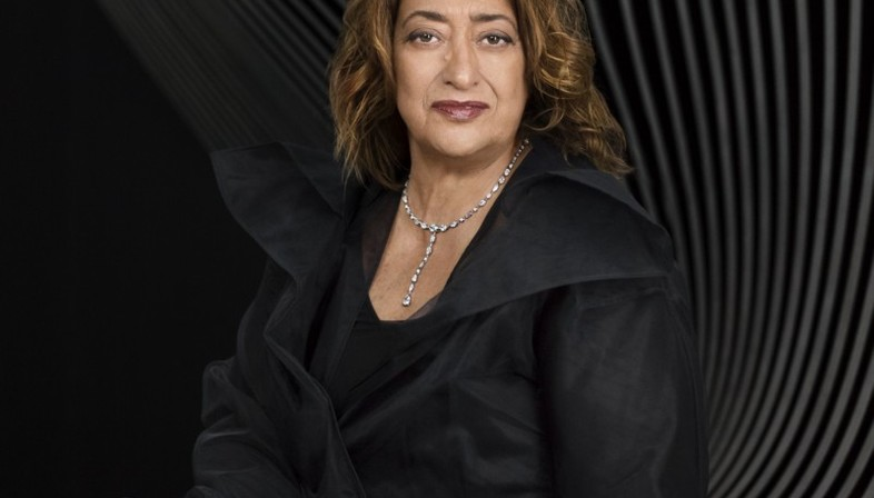 Zaha Hadid winds the RIBA 2016 Royal Gold Medal