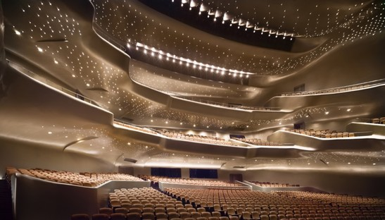 Guangzhou Opera House by Virgile Simon Bertrand