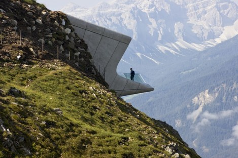 Messner Mountain Museum Corones photo by Inexhibit
