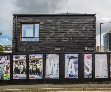 BBM Sustainable Design Brighton Waste House Brighton University