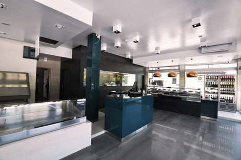 AmareMare choses ACTIVE FMG and Hilite Metal XXL tiles by Iris Ceramica