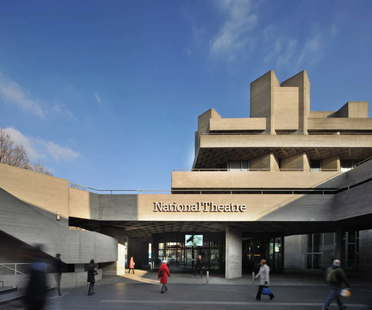 Haworth Tompkins The National Theatre NT Future London