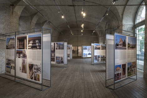 Max Fabiani exhibition at Architekturzentrum Az W Vienna