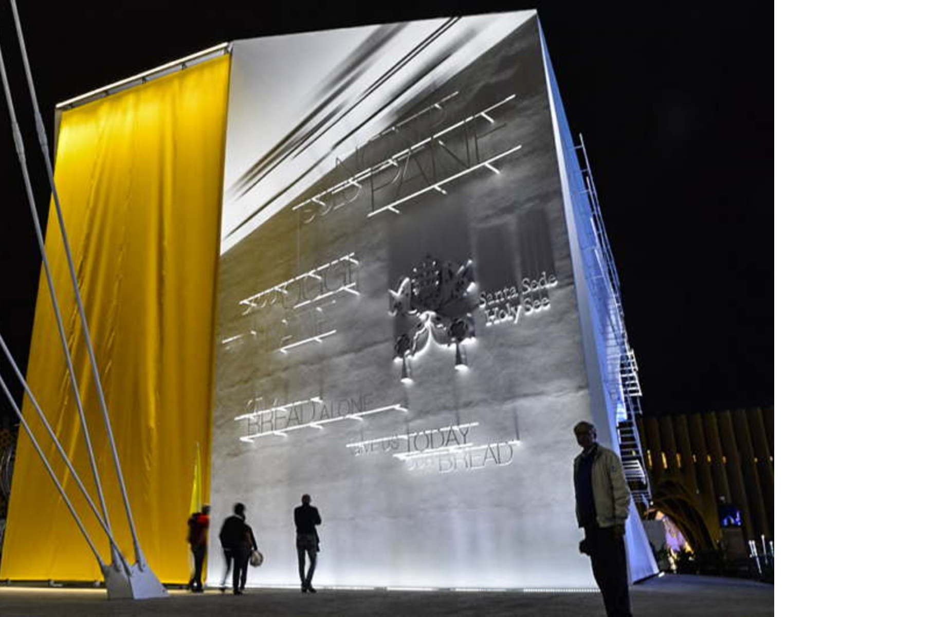 Bie Day Expo Milano 2015 Award-winning Pavilions