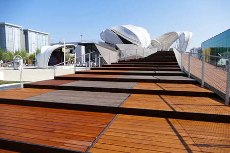 Bie Day Expo Milano 2015 Award-winning Pavilions