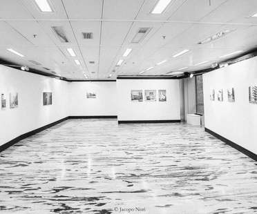 Architettura sintattica photo exhibition in Milan
