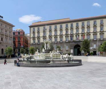 Siza Souto de Moura Municipio Metro Station Naples