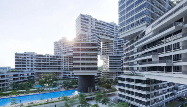 The Interlace is World Building of the Year 2015