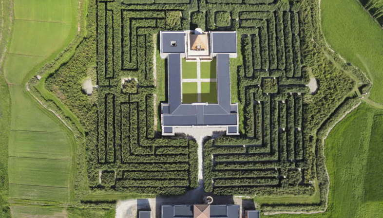 Mazes, parks, architecture and contests - best of the week