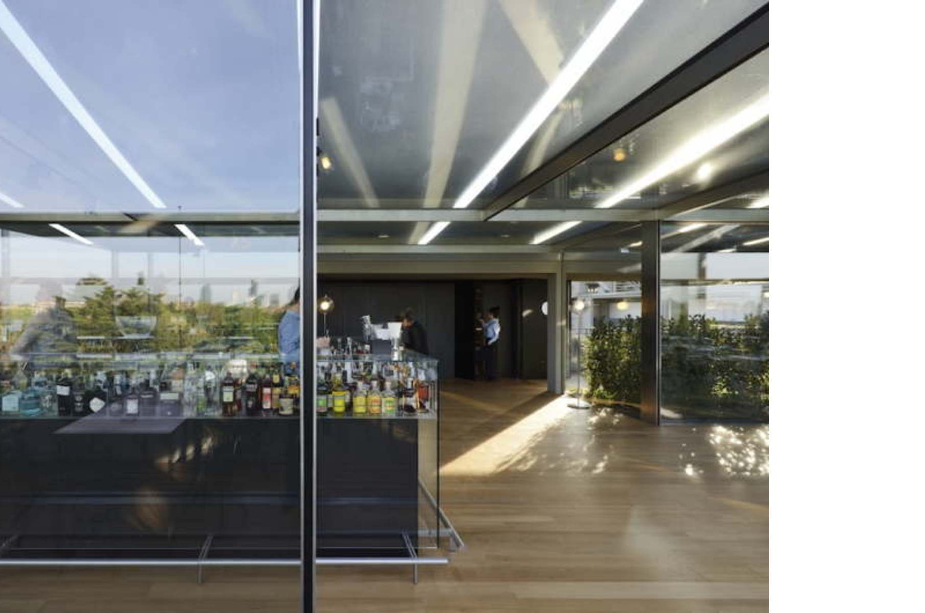 OBR Restaurant Terrazza Triennale Milano | Floornature