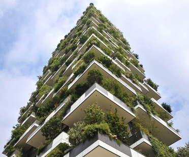 Bosco Verticale: Best Tall Building Worldwide