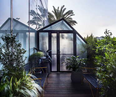 Yaron Tal's Segev Kitchen Garden, a green restaurant in Tel Aviv