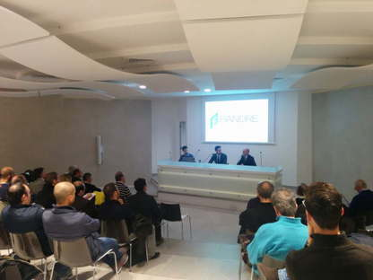 Fiandre seminar for the Foundation of Surveyors and Degree-holding Surveyors of the Province of Milan