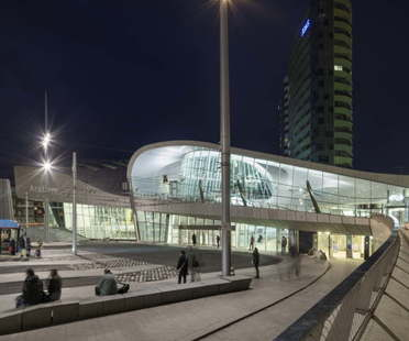 UNStudio Transfer Terminal Arnhem Central Station